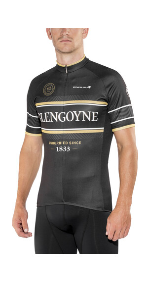 Endura Glengoyne Whisky Koszulka kolarska Mężczyźni czarny